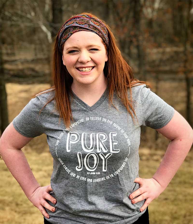 PJ 2018 V-Neck T-Shirt